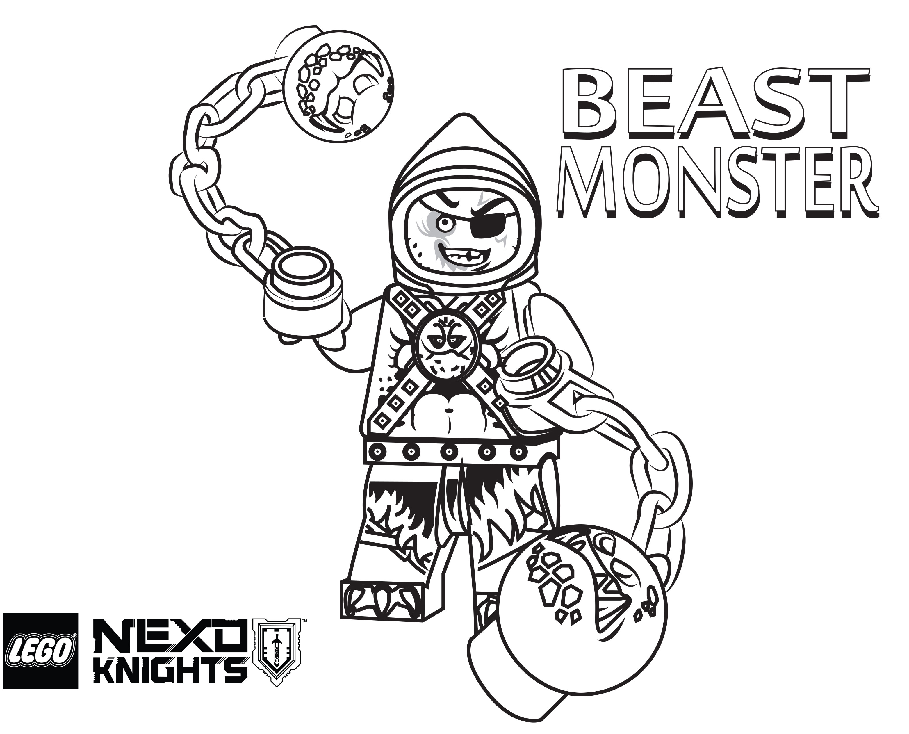 lego knight coloring pages - photo#10