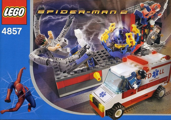 lego spider man 3 sets - photo #28