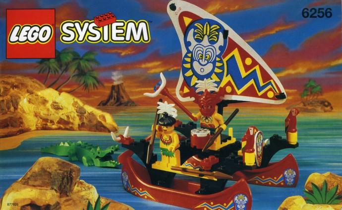 Lego Pirates Islander Catamaran Set Review Pictures