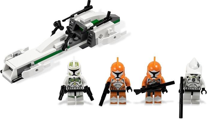 Lego Star Wars Clone Trooper Battle Pack Lego Star Wars Clone Trooper