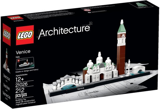 4 official images for new 2016 lego architecture sets | lego news