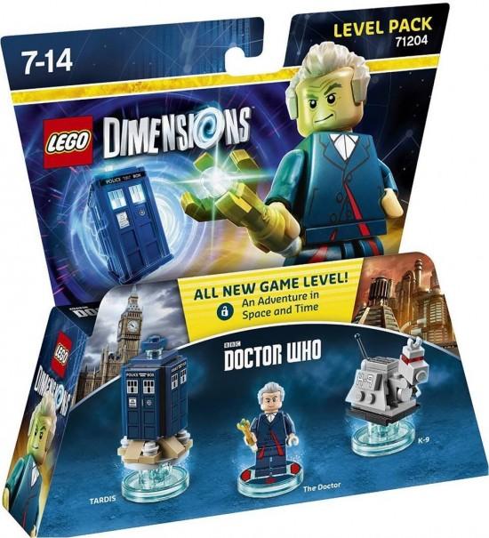 Doctor Who Level Pack Ninjago Team Pack Bart Simpson Fun Pack Krusty ...