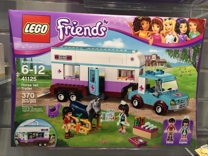 2016 LEGO Friends NYTF Images
