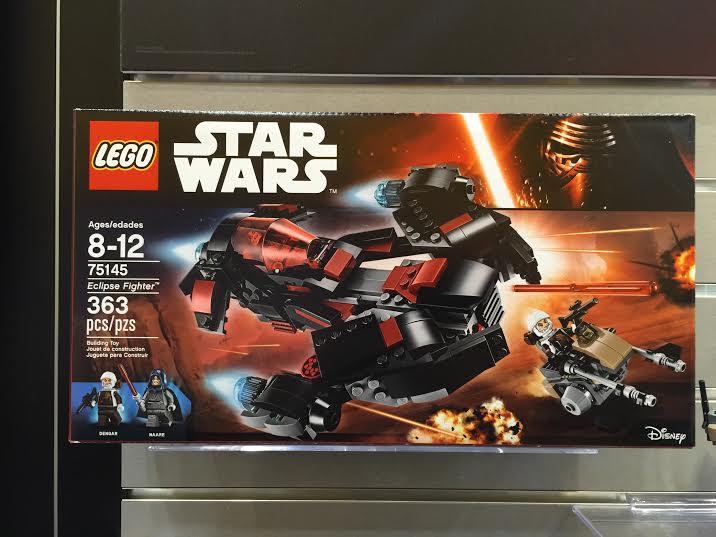 Keine LEGO Fans hier? Neue Schiffe im Anflug... Inde7x
