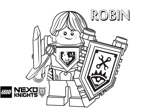 Free Lego Knights Coloring Pages Lego Knights Coloring Pages