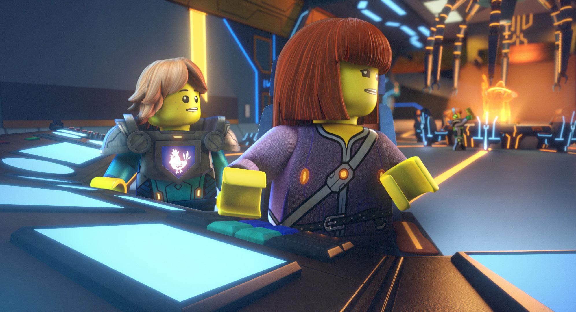Lego nexo knights tv programm heute 2015 - b